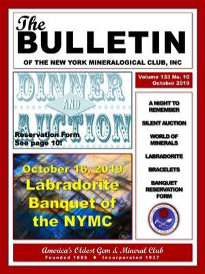 New York Mineralogical Club Archived Bulletins