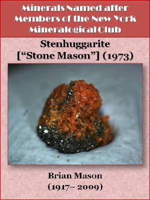 New York Mineralogical Club History
